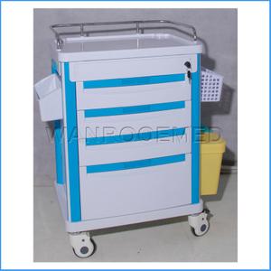 BMT-01 Series Hospital Medical Clinic Medicine Trolley